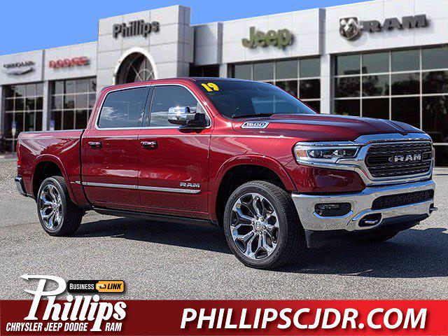 2019 Ram 1500 Crew Cab 4x4,  Pickup #190356 - photo 1