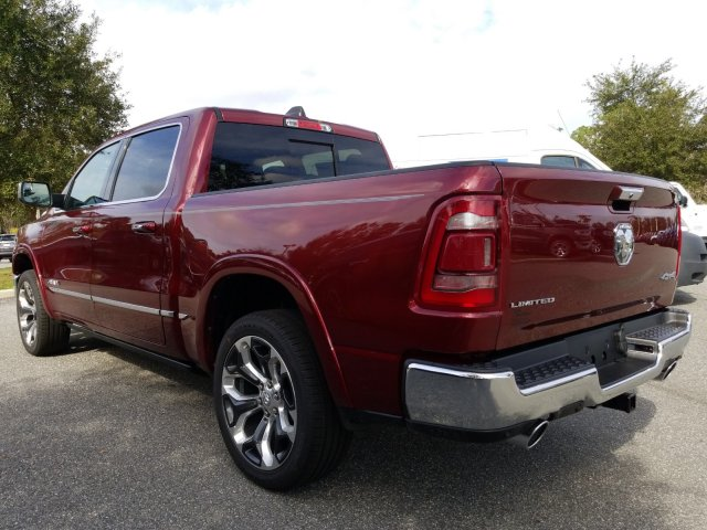 2019 Ram 1500 Crew Cab 4x4,  Pickup #190356 - photo 5
