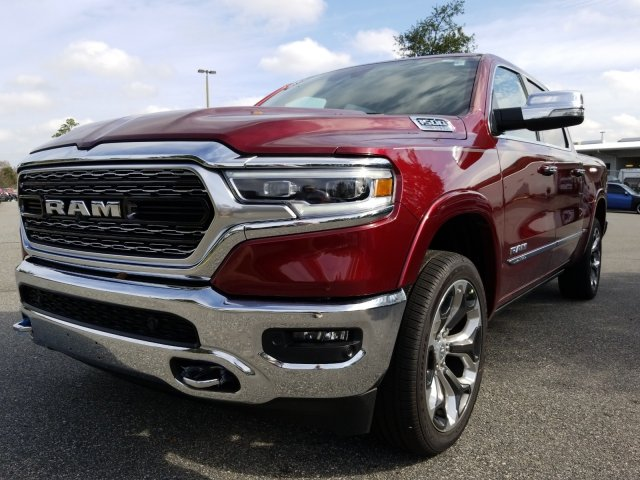 2019 Ram 1500 Crew Cab 4x4,  Pickup #190356 - photo 6