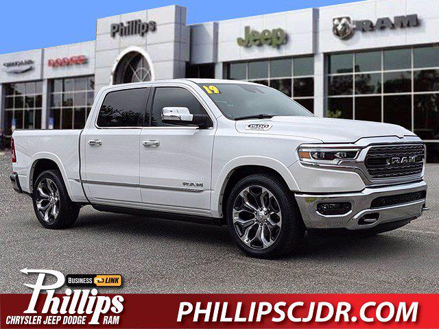 2019 Ram 1500 Crew Cab 4x4,  Pickup #190395 - photo 1