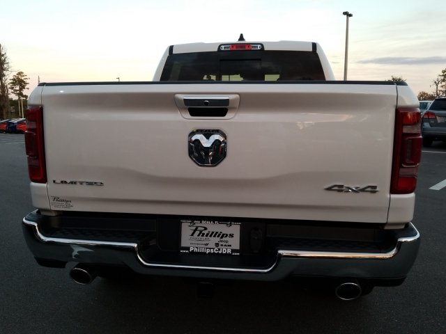 2019 Ram 1500 Crew Cab 4x4,  Pickup #190395 - photo 4