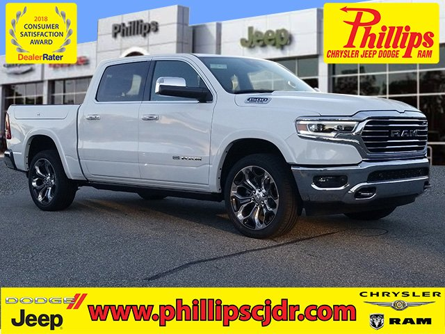 2019 Ram 1500 Crew Cab 4x4,  Pickup #190402 - photo 1
