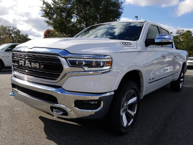 2019 Ram 1500 Crew Cab 4x4,  Pickup #190410 - photo 7