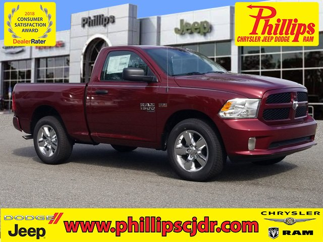 2019 Ram 1500 Regular Cab 4x2,  Pickup #190442 - photo 1