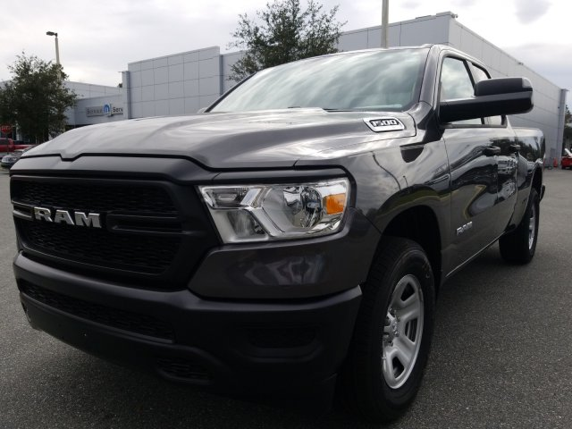 2019 Ram 1500 Quad Cab 4x4,  Pickup #190448 - photo 7