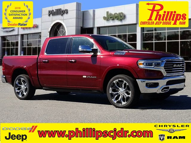 2019 Ram 1500 Crew Cab 4x4,  Pickup #190498 - photo 1