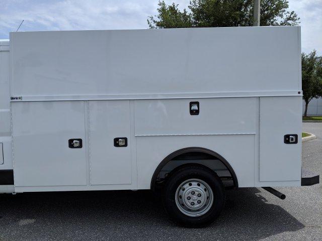 2019 ProMaster 3500 Standard Roof FWD,  Knapheide KUV Service Utility Van #190676 - photo 11
