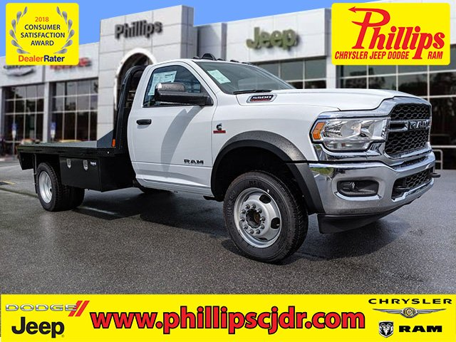 2019 Ram 5500 Regular Cab DRW 4x4,  Cab Chassis #190741 - photo 1