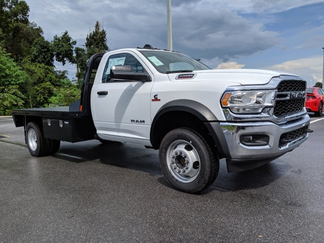 2019 Ram 5500 Regular Cab DRW 4x4,  Cab Chassis #190741 - photo 3