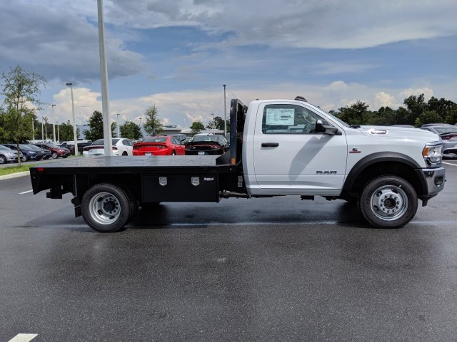 2019 Ram 5500 Regular Cab DRW 4x4,  Cab Chassis #190741 - photo 4