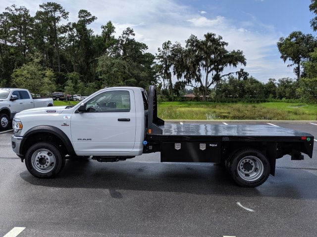 2019 Ram 5500 Regular Cab DRW 4x4,  Cab Chassis #190741 - photo 7
