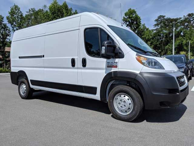 2019 ProMaster 2500 High Roof FWD,  Empty Cargo Van #190758 - photo 3