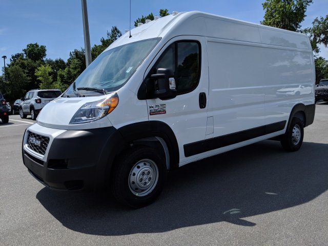 2019 ProMaster 2500 High Roof FWD,  Empty Cargo Van #190758 - photo 8
