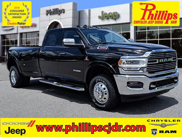 2019 Ram 3500 Crew Cab DRW 4x4,  Pickup #190763 - photo 1