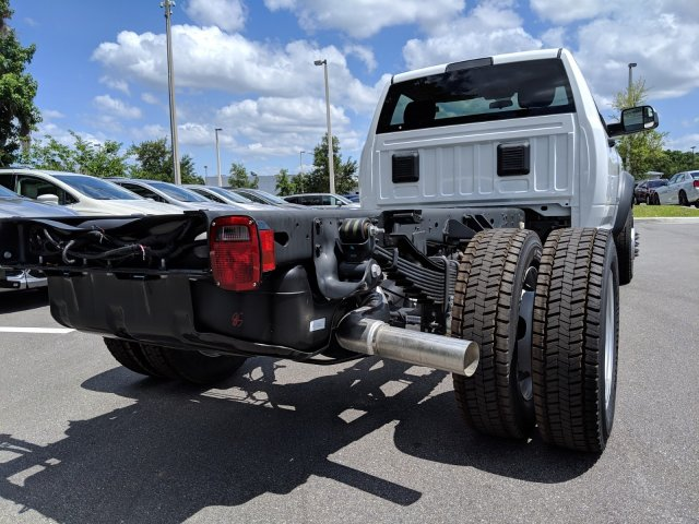 2019 Ram 5500 Regular Cab DRW 4x4,  Cab Chassis #190777 - photo 1