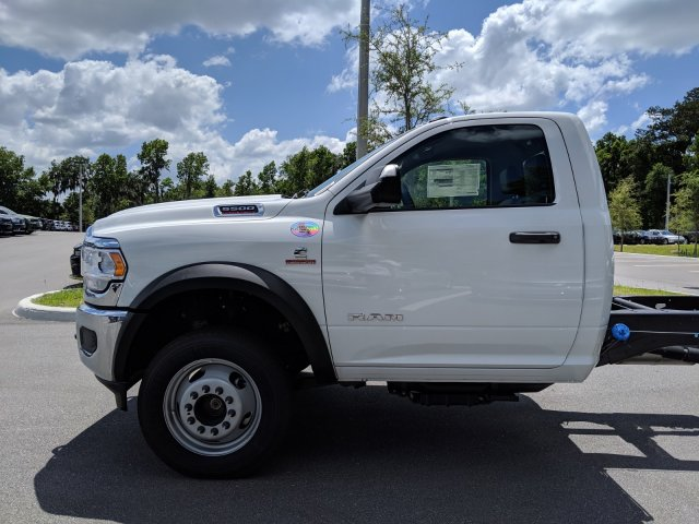 2019 Ram 5500 Regular Cab DRW 4x4,  Cab Chassis #190777 - photo 7