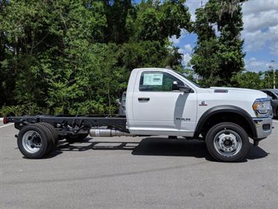 2019 Ram 5500 Regular Cab DRW 4x4,  Cab Chassis #190777 - photo 4