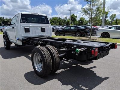 2019 Ram 5500 Regular Cab DRW 4x4,  Cab Chassis #190777 - photo 6