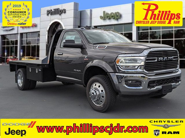 2019 Ram 5500 Regular Cab DRW 4x4,  Cab Chassis #190801 - photo 1