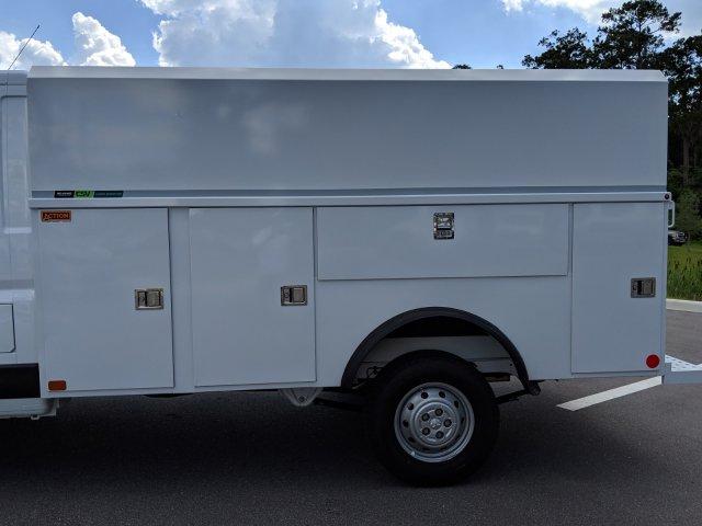 2019 ProMaster 3500 Standard Roof FWD,  Reading Aluminum CSV Service Utility Van #190856 - photo 12