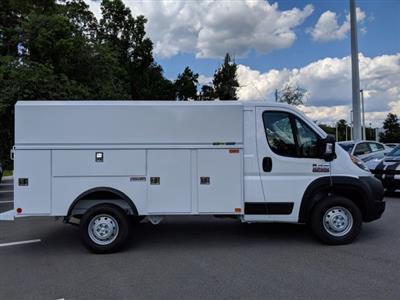 2019 ProMaster 3500 Standard Roof FWD,  Reading Aluminum CSV Service Utility Van #190856 - photo 4