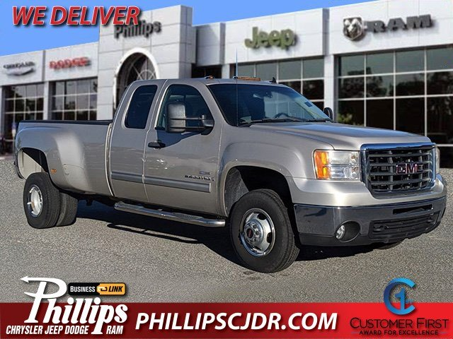 2007 GMC Sierra 3500 Extended Cab 4x2, Pickup #191354A - photo 1