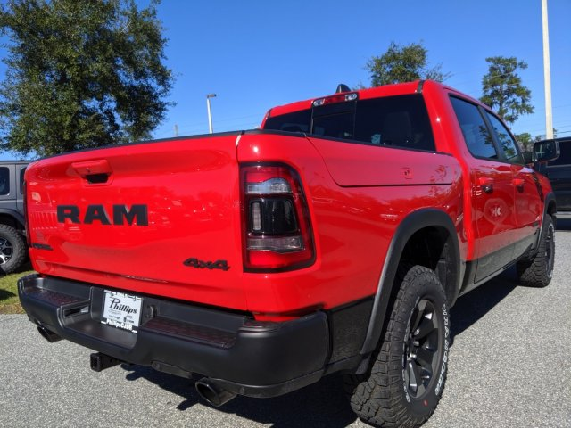 2020 Ram 1500 Crew Cab 4x4, Pickup #200416 - photo 1