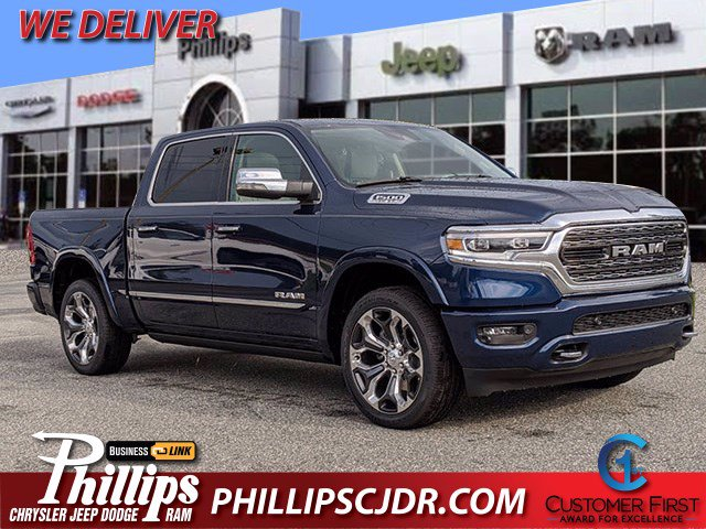 2020 Ram 1500 Crew Cab 4x2, Pickup #200923 - photo 1