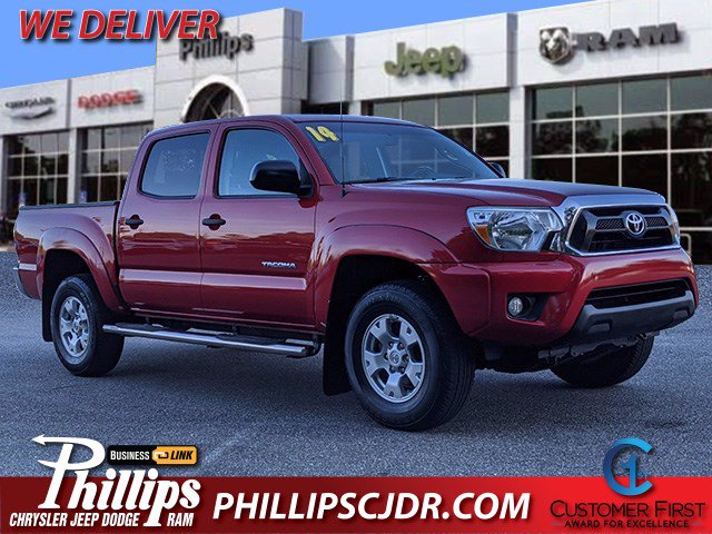 2014 Toyota Tacoma Double Cab 4x2, Pickup #201242A - photo 1