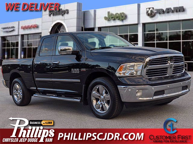 2016 Ram 1500 Quad Cab 4x4, Pickup #201318A - photo 1