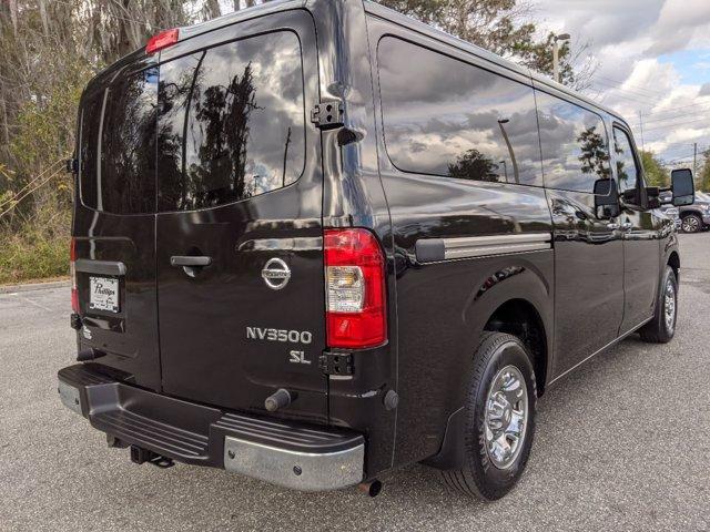 2017 Nissan NV3500 Standard Roof 4x2, Passenger Wagon #201335A - photo 1
