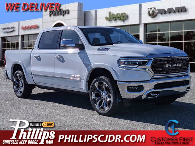 2021 Ram 1500 Crew Cab 4x4, Pickup #210119 - photo 1
