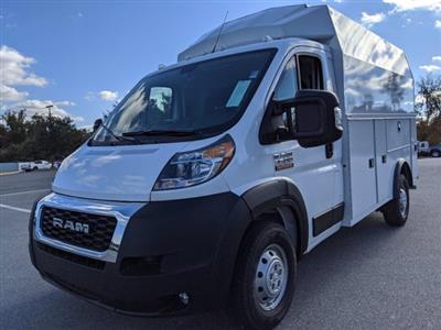 2021 Ram ProMaster 3500 FWD, Knapheide KUV Service Utility Van #210186 - photo 8
