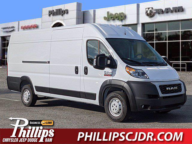 2021 Ram ProMaster 3500 FWD, Empty Cargo Van #210490 - photo 1
