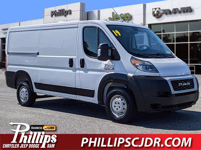 2019 Ram ProMaster 1500 Standard Roof FWD, Empty Cargo Van #210581L - photo 1
