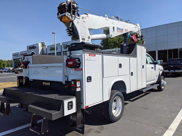 2021 Ram 5500 Crew Cab DRW 4x4, Knapheide Mechanics Body #210789 - photo 1