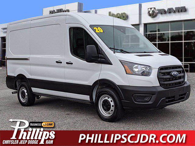 2020 Ford Transit 250 Med Roof 4x2, Empty Cargo Van #22325 - photo 1