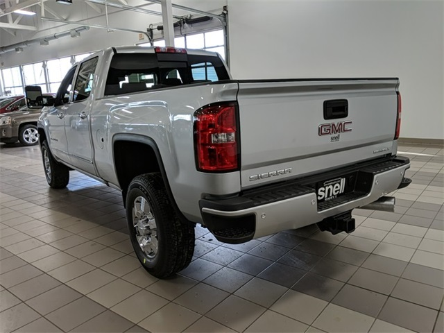 2019 Sierra 3500 Crew Cab 4x4,  Pickup #KF194143 - photo 2