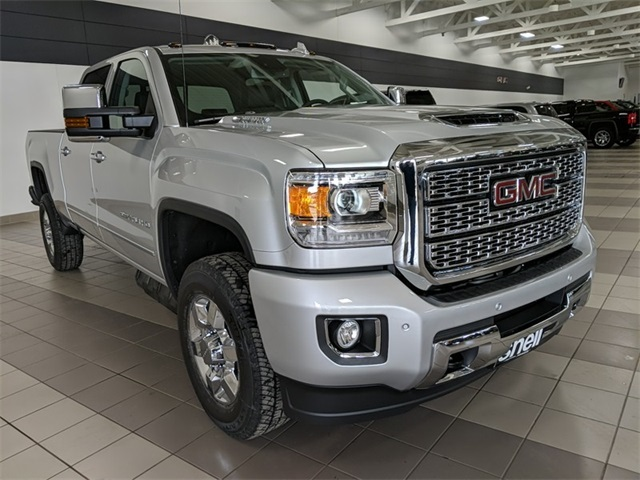 2019 Sierra 3500 Crew Cab 4x4,  Pickup #KF194143 - photo 4