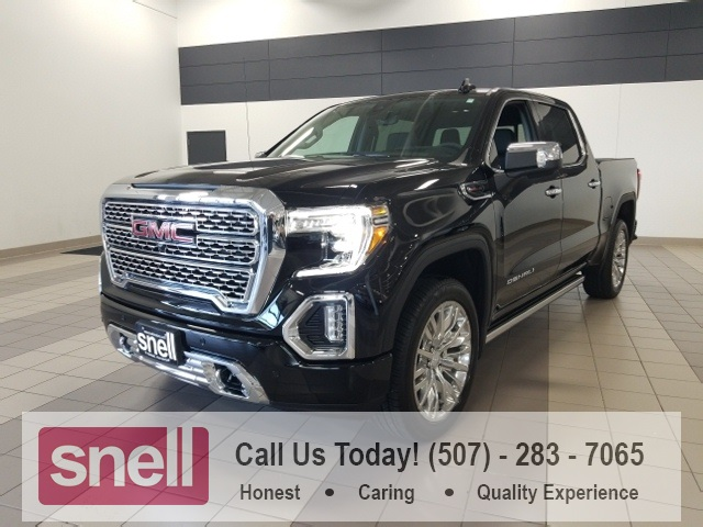 2019 Sierra 1500 Crew Cab 4x4,  Pickup #KZ102887 - photo 1