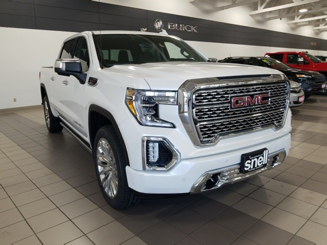 2019 Sierra 1500 Crew Cab 4x4,  Pickup #KZ139946 - photo 4