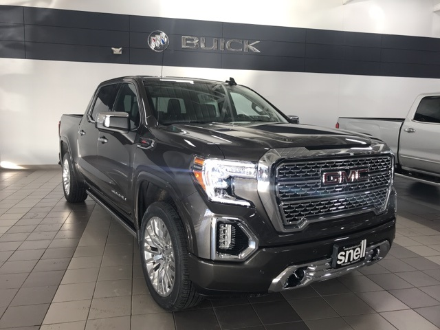 2019 Sierra 1500 Crew Cab 4x4,  Pickup #KZ154503 - photo 4