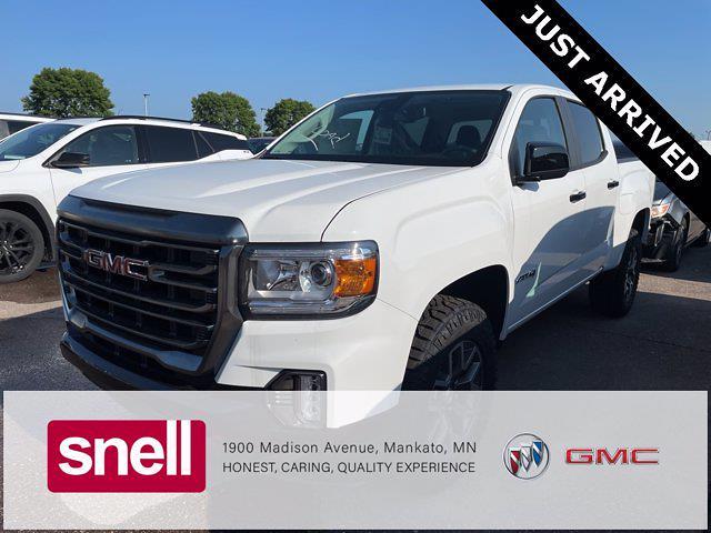2021 GMC Canyon Crew Cab 4x4, Pickup #M1264288 - photo 1