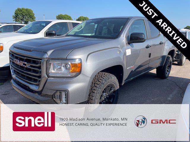 2021 GMC Canyon Crew Cab 4x4, Pickup #M1265887 - photo 1