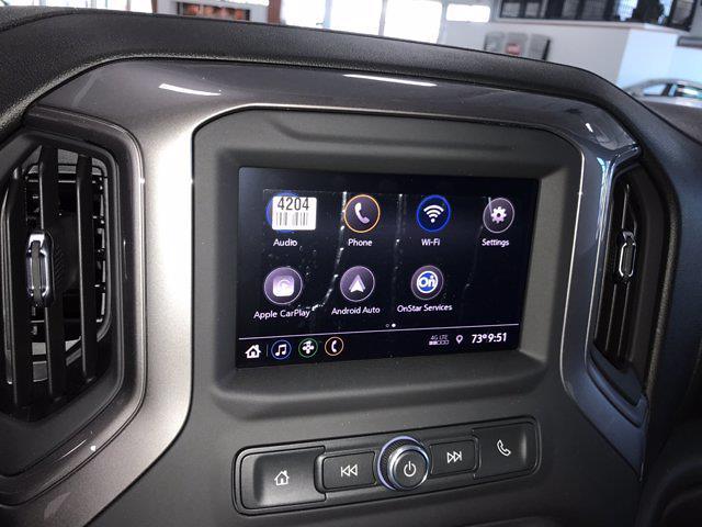 2021 Sierra 3500 Crew Cab 4x4,  Monroe Truck Equipment Platform Body #MF251806 - photo 17