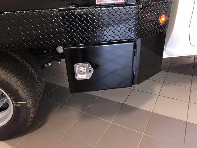 2021 Sierra 3500 Crew Cab 4x4,  Monroe Truck Equipment Platform Body #MF251806 - photo 8