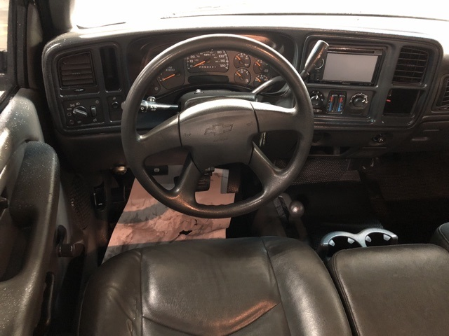 2006 Silverado 2500 Crew Cab 4x4 Pickup #6F177618 - photo 17