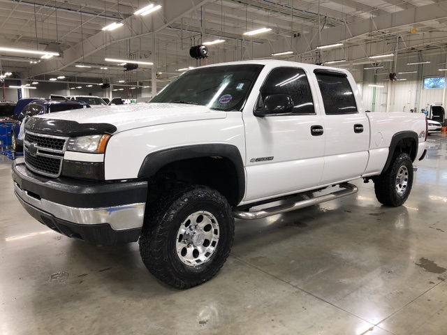 2006 Silverado 2500 Crew Cab 4x4 Pickup #6F177618 - photo 6