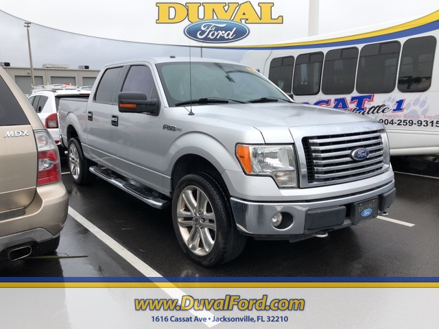 2010 F-150 Super Cab 4x4 Pickup #AFD50885 - photo 2