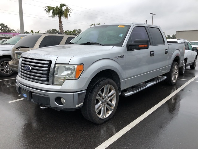 2010 F-150 Super Cab 4x4 Pickup #AFD50885 - photo 8